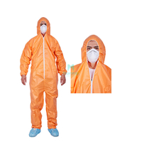 Disposable Painting Spraying Breathable Custom Work Wear Sterile Dustproof Patient Clothing