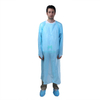 Disposable Plastic Isolation CPE Gown with Thumb Hole