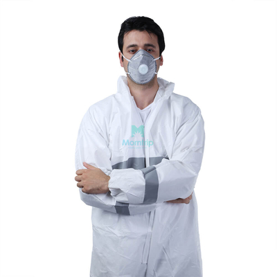 Reflective Liquid Resistant Sterile Sealed Ce Certificated for Industry Contribution Painting Spraying Safety Clothing