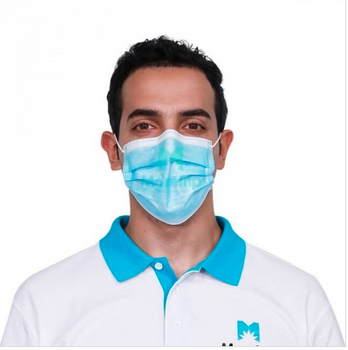 When wearing a mask, will the earloops breaking, skin itching, or ear pain situation happen?
