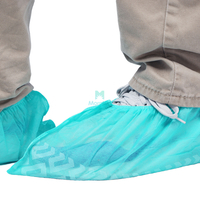 Disposable Nonwoven PP Fabric Anti Slip Foot Shoe Cover