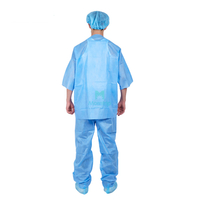Medical Scrubs and Surgical Gown and Clinic Hospital Uniform Scrubs Suits Wholesale Disposable Surgical Gown