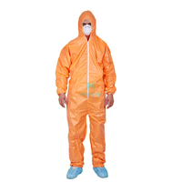 Anti Static Isolation Wholesale European Standard Sterile Garment Waterproof Disposable Suit Clothing