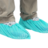 Wholesale Anti-Slip Dust Proof Non Woven Disposable Shoe Cover Shoe Covers Manufacturer